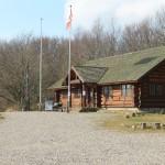 En forårsdag i Rebild -  Blokhusmuseet deltog ved at give gratis entré til museet