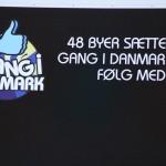 Koncerten var en del af projektet GANG I DANMARK, som i løbet af foråret og sommeren fylder landet med musik