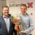Laurits Hosbond modtog Årets Olfert.