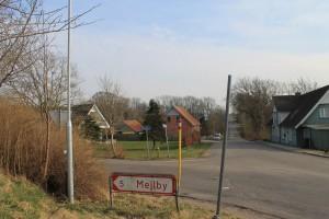 Nærmeste nabo er Mejlby, 5 km borte