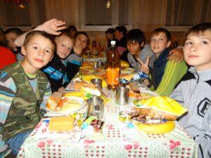 Russiske feriebørn