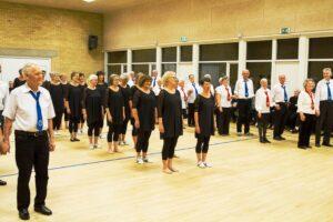 Sirener og seniordansere