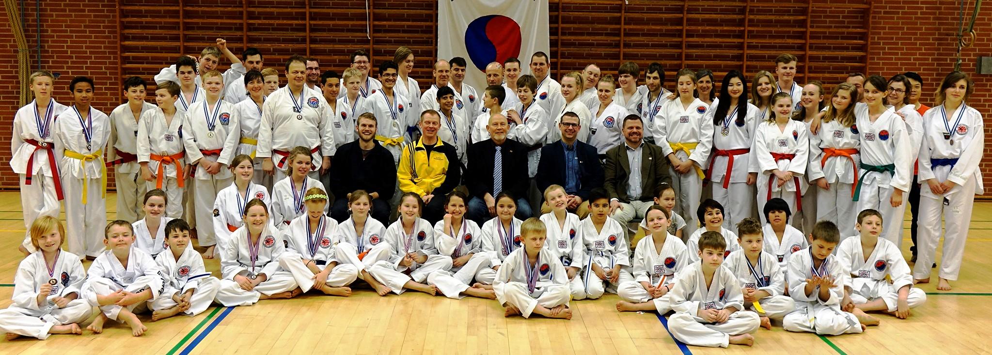 taekwondo randers