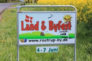 4. - 7. juni er der Land & Byfest i Rostrup