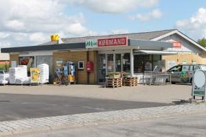 """Den lokale købmand, """"Min Købmand"""" i Rostrup"""