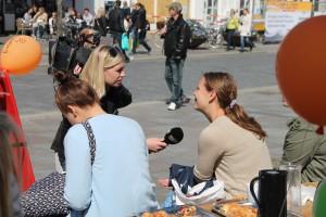 ... også TV2 Nord var forbi for at høre mere om Ventilen
