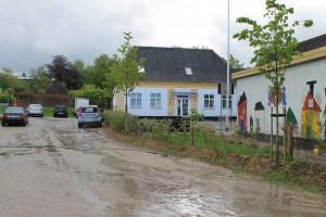 Guldbæk Friskole - en hyggelig lille landsbyskole