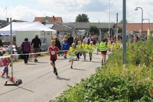 Fuld fart på til Rasmus Klump's Centimeter Maraton