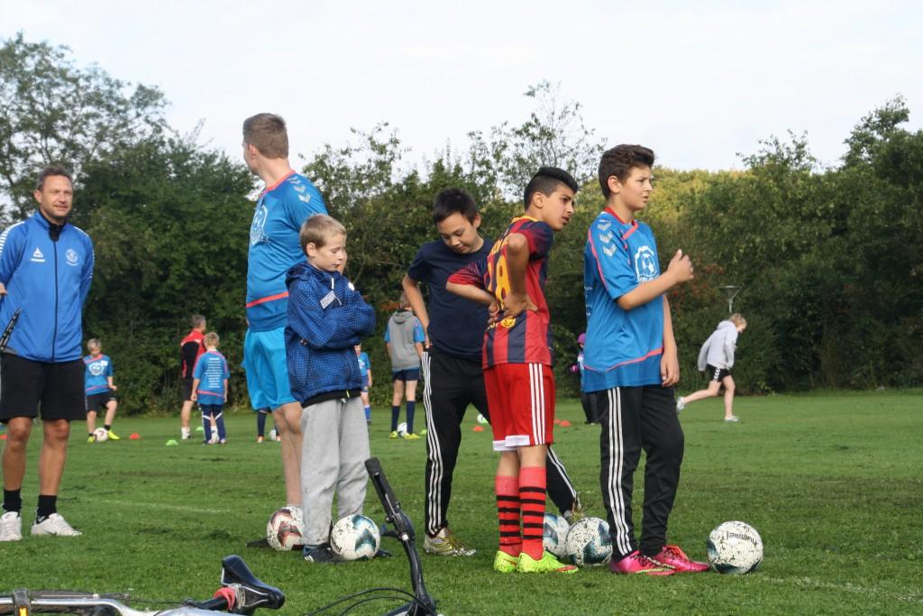 Fodboldakademi 1