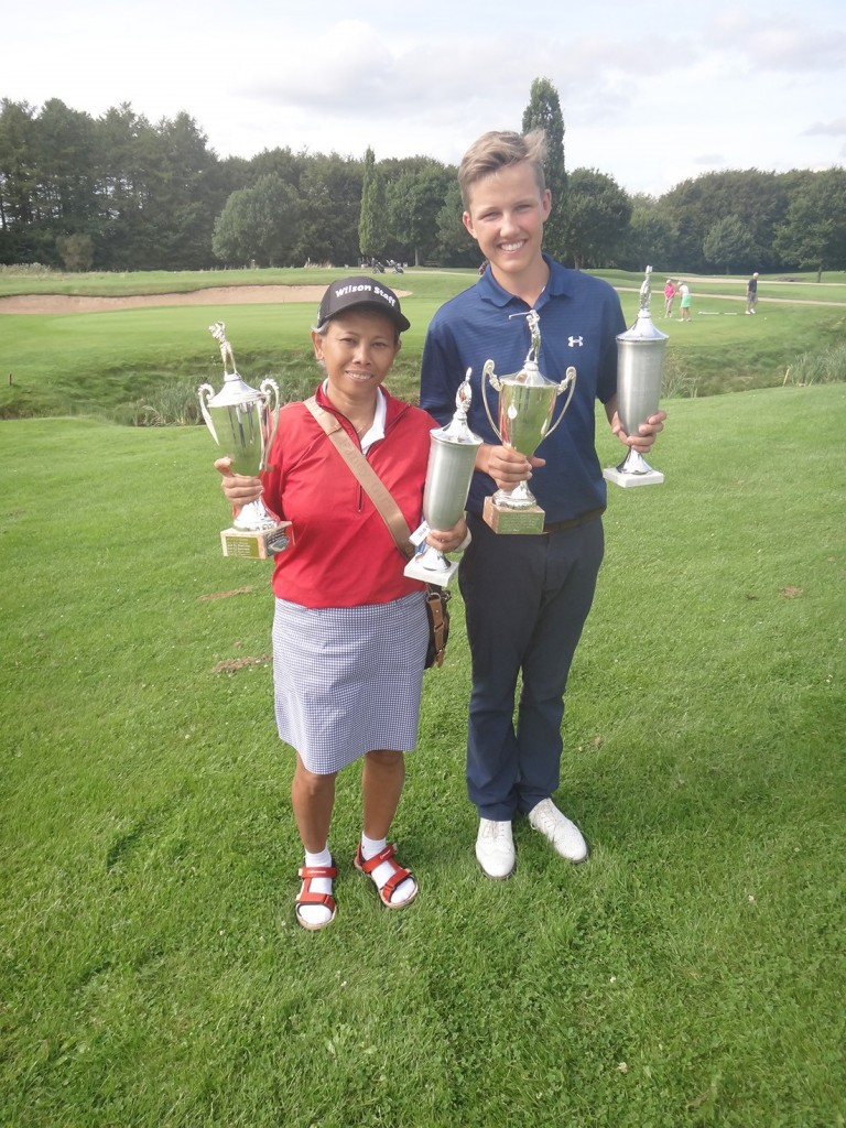 w.Elly & Nicolai, Rold Skov Golfklub