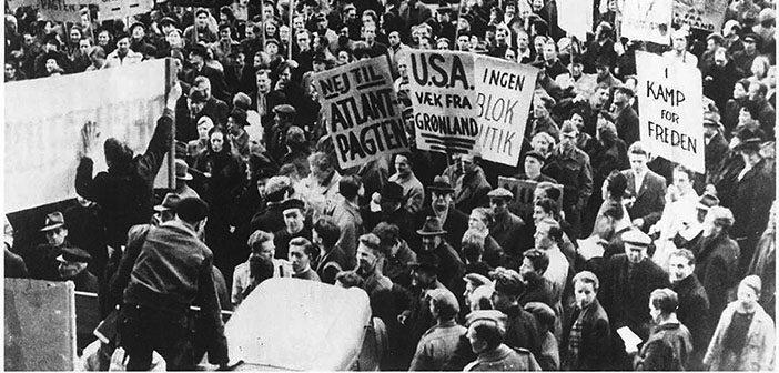 Regan Vest og Den kolde Krig i RebildCentret - Vores Avis