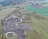 Nyt vådområde ved Binderup Å, – kom og se det torsdag..!
