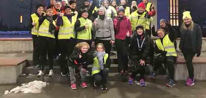 Over 50 aktive løbe-nybegyndere i nyt løbe-initiativ i Støvring