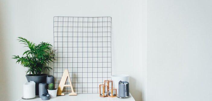 vægdekorationer til lejlighed