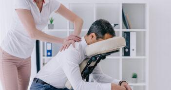 Massage på kontoret
