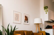 lænestol og sofa